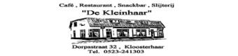 """Café Restaurant Snackbar """"De Kleinhaar"""", Kloosterhaar"""